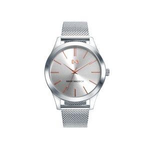 Reloj Mujer Marais acero malla milanesa