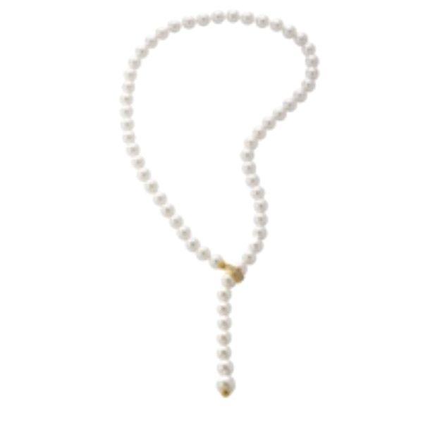 Collar de perlas de 8mm X 50cm