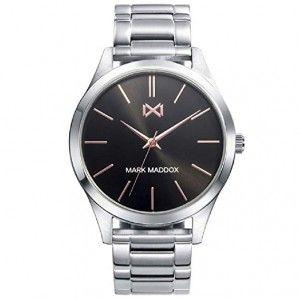 Reloj Caballero Marais acero