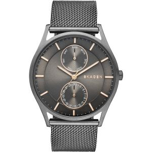 Reloj Hombre Holst Grey Steel multifunción