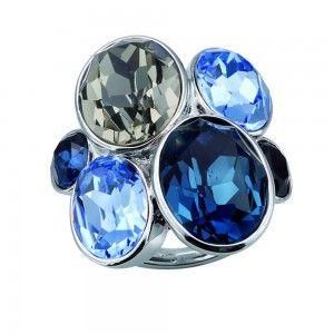 anillo Event Blue