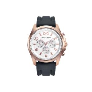 Reloj Hombre Mission multifunción blanco