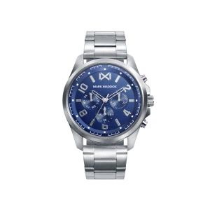 Reloj Hombre Mission multifunción azul
