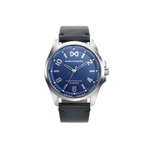 Reloj Hombre Mission azul y negro