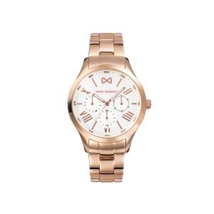 Reloj Mujer Tooting multifunción de oro rosa