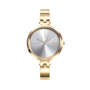 Reloj mujer Alfama mujer con correa dorada