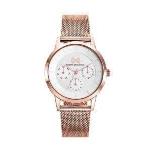 Reloj Mujer Northern oro rosa y multifunción