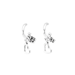 Pendientes mujer LUCKY CHARMS