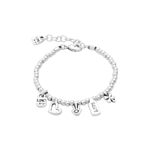 Pulsera mujer GIVE ME 5 con charms