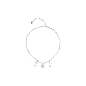 Collar mujer I LOVE YOU con charms