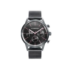 Reloj hombre BEAT con esfera negra multifunción