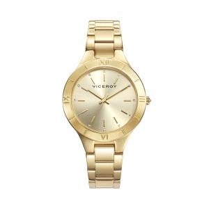 Reloj mujer CHIC dorado elegante-401056-27