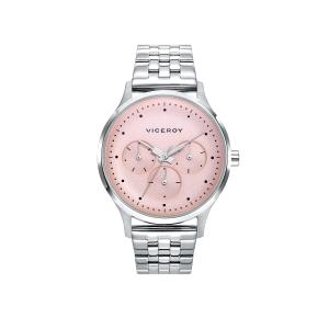 Reloj mujer SWITCH con esfera rosa