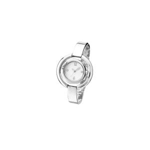 Reloj unisex TIME'S UP plateado