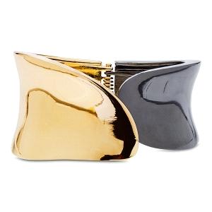 Brazelete Fadu metal bicolor