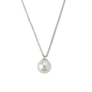 Colgante Nuada de Perla 10mm y cadena plata