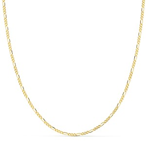 Cadena Oro 18kt Cartier maciza 60cm x 1mm
