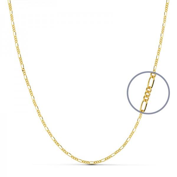 Cadena Oro 18kt Cartier 60cm x 1,2mm