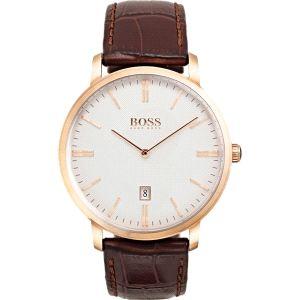 Reloj  Hombre Tradition 40mm marrón