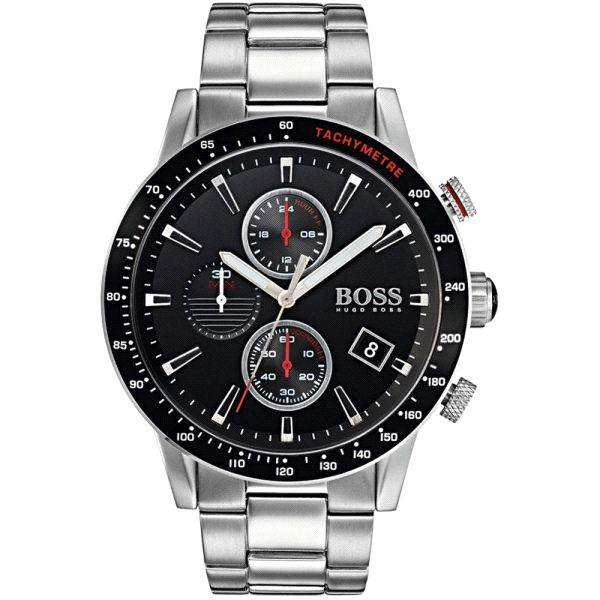 HUGO BOSS RAFALE CRONO 44MM NEGRO-151350