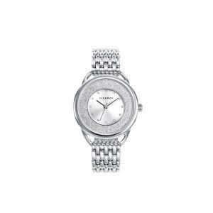 Reloj Chic de Mujer Glitter y plateado