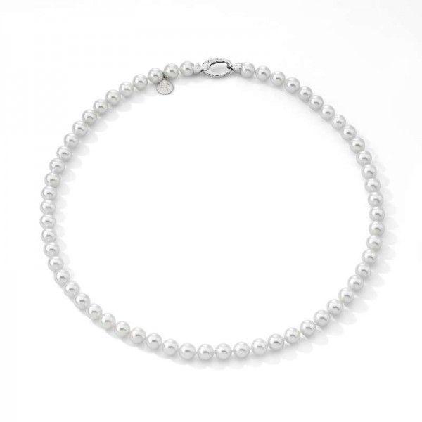 Collar 50/7 romántico de perlas standard