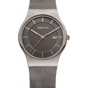 Reloj Hombre Classic de acero gris