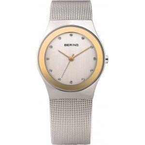 Reloj Mujer Classic acero bicolor