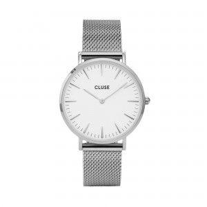Reloj Mujer LaBoheme 38mm de milanesa