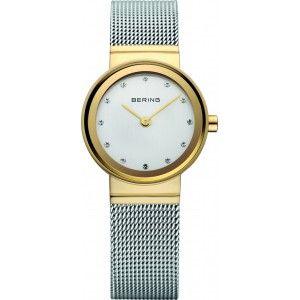 Reloj Classic Señora Acero Bicolor