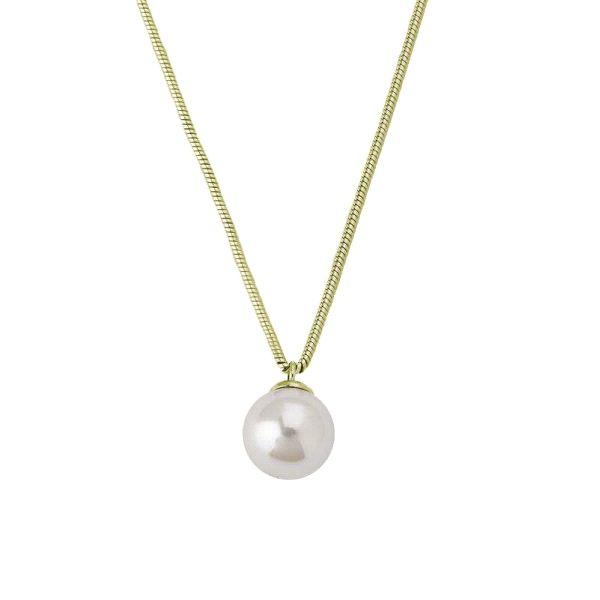 Colgante de perla MAJORICA con cadena do