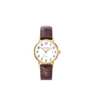 Reloj Mujer analógico clásico de piel