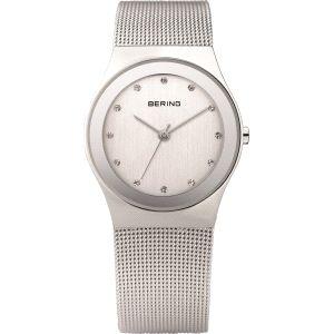 Reloj Mujer Classic plateado 27mm