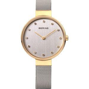 Reloj Mujer Classic Bicolor 34mm acero