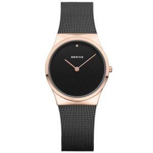 Reloj Mujer Classic esfera negra 30mm