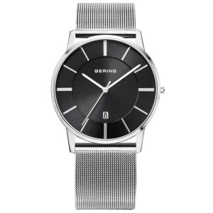 Reloj unisex Classic de 39mm milanesa