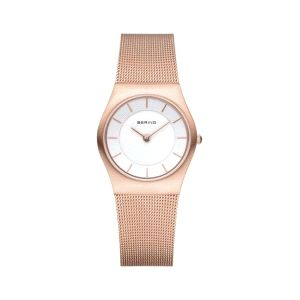 Reloj Mujer Classic de 30mm y oro rosa