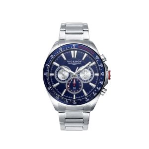Reloj Hombre Sportif Cronógrafo de acero