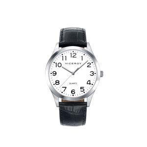Reloj Hombre clásico de piel