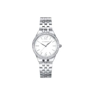 Reloj Mujer Clásico con piedras