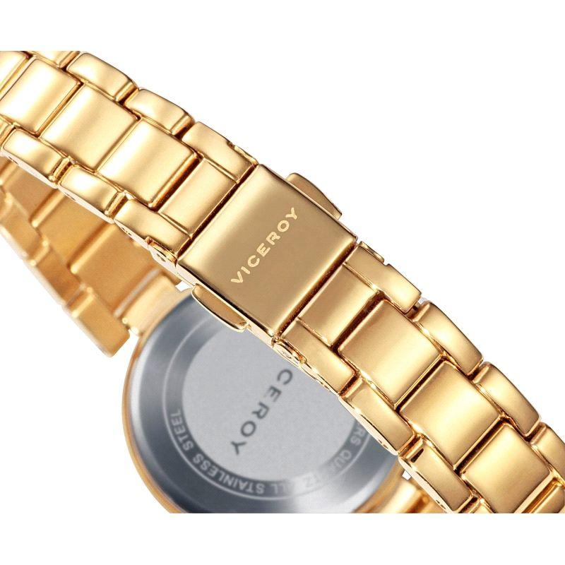 4a6d668cc994 Reloj Mujer Clásico baño en oro - 471064-23 - Joyería Armaan