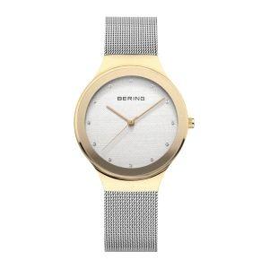 Reloj Mujer acero bicolor 34mm