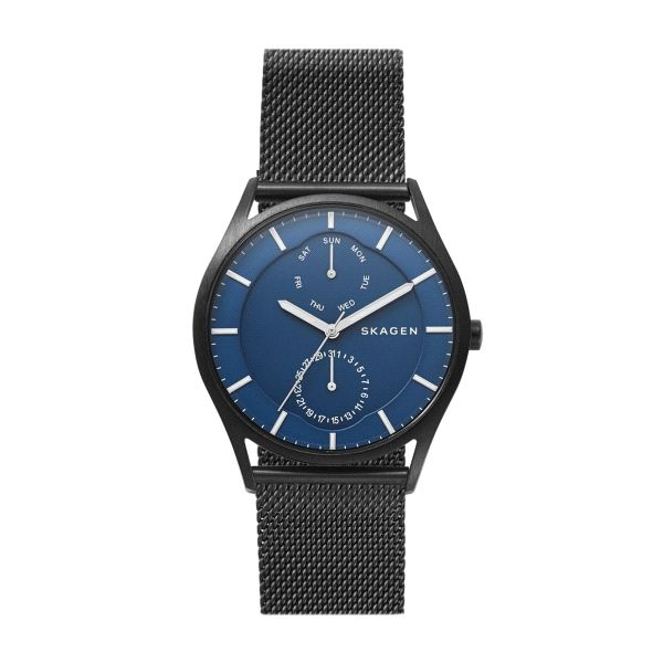 SKAGEN HOLST NEGRO MULTIFUNCION-SKW6450
