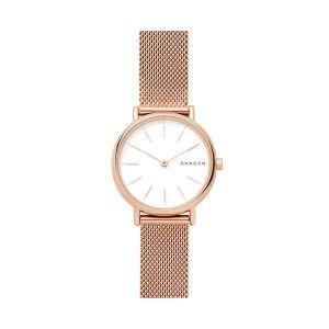 Reloj Mujer Signatur malla rosa