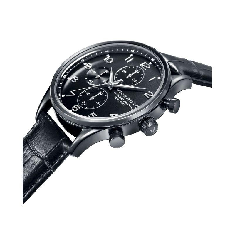 b37c40ceb525 Reloj Hombre Magnum crono piel - 401145-55 - Joyería Armaan