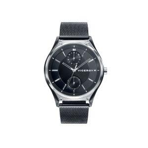 Reloj Hombre Air extraplano malla gris