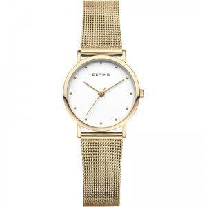 Reloj Mujer Classic acero dorado