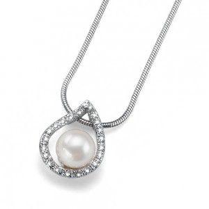 Colgante Always cristal Swarovski perla
