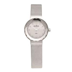 Reloj Mujer Leonora plateado