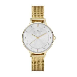 Reloj Mujer Anita Refined dorado